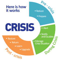 Stages of a Crisis