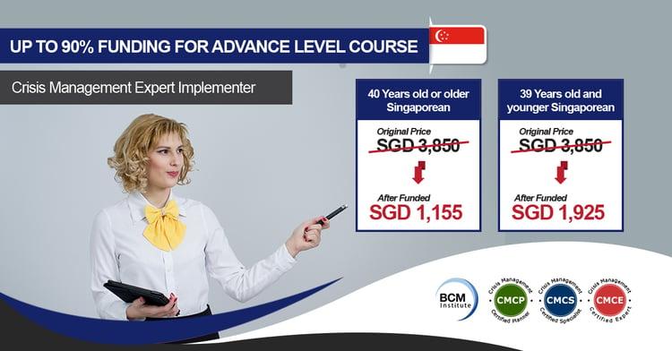Funding CM SG2019